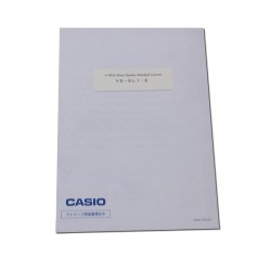 Casio POS-VS-SL1-E App